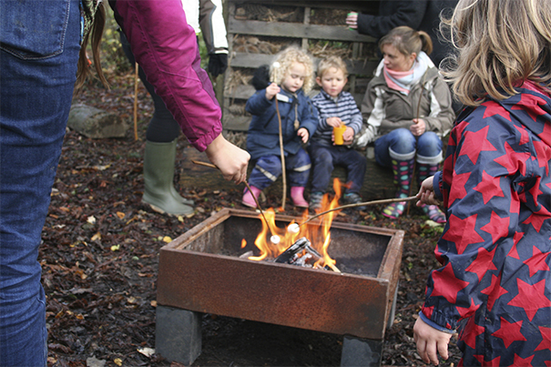 Little Seeds Forest School (Monday 28th Sept - PM)